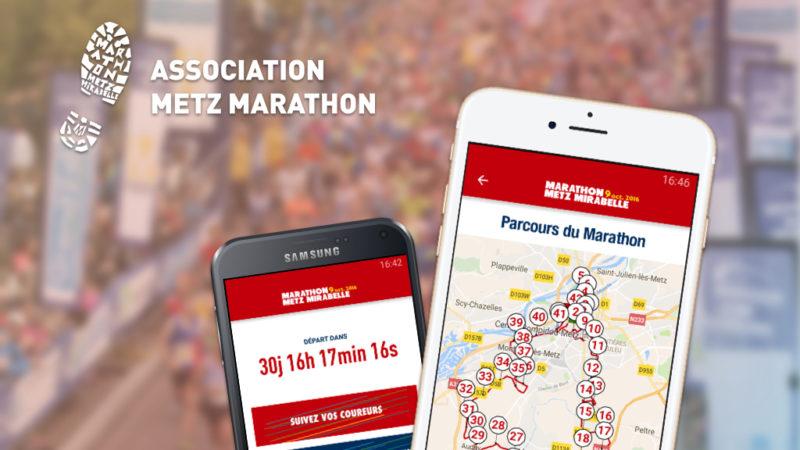AxioCode, Partenaire Technologique du Marathon Metz Mirabelle depuis 2016