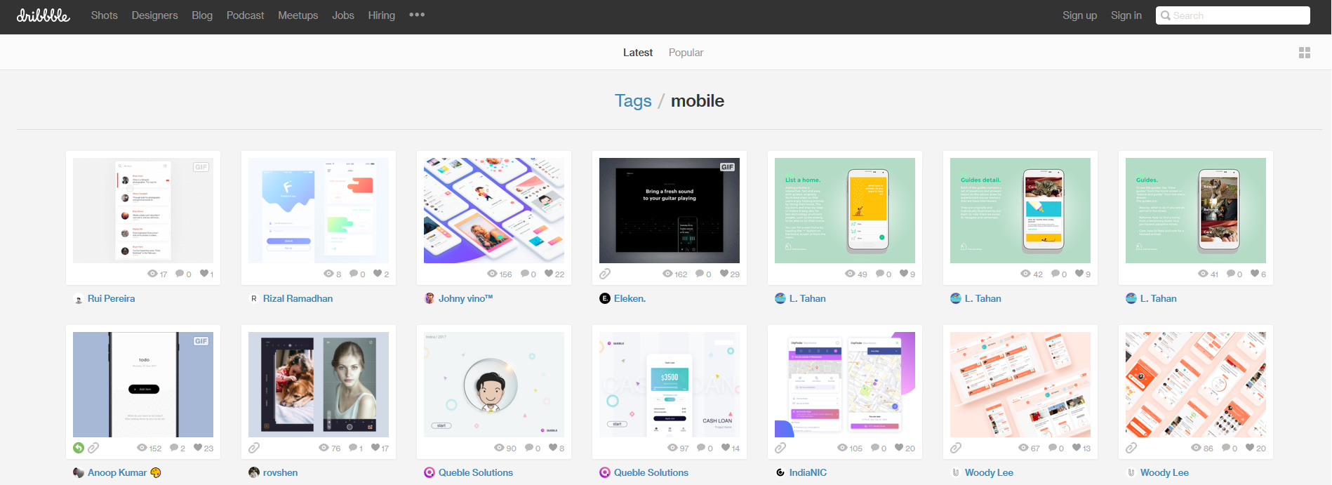 dribbble-inspirations-design-applications-mobiles