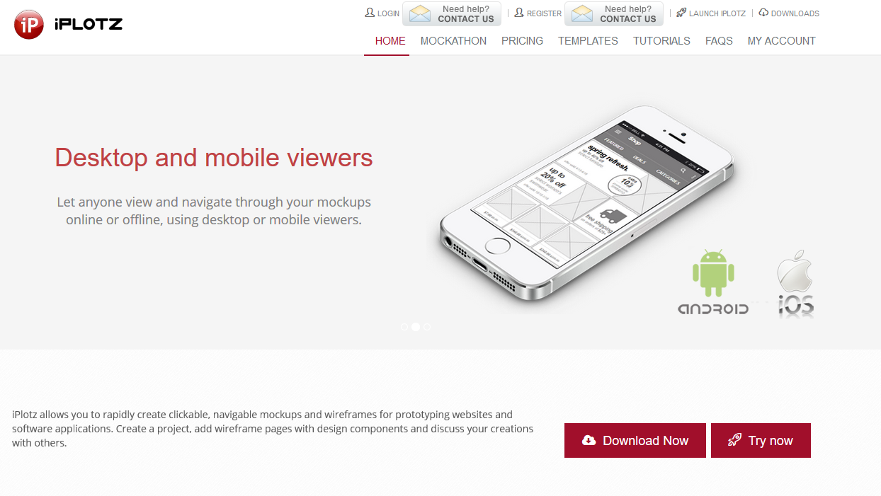 iplotz-maquette-wireframe-application-mobile