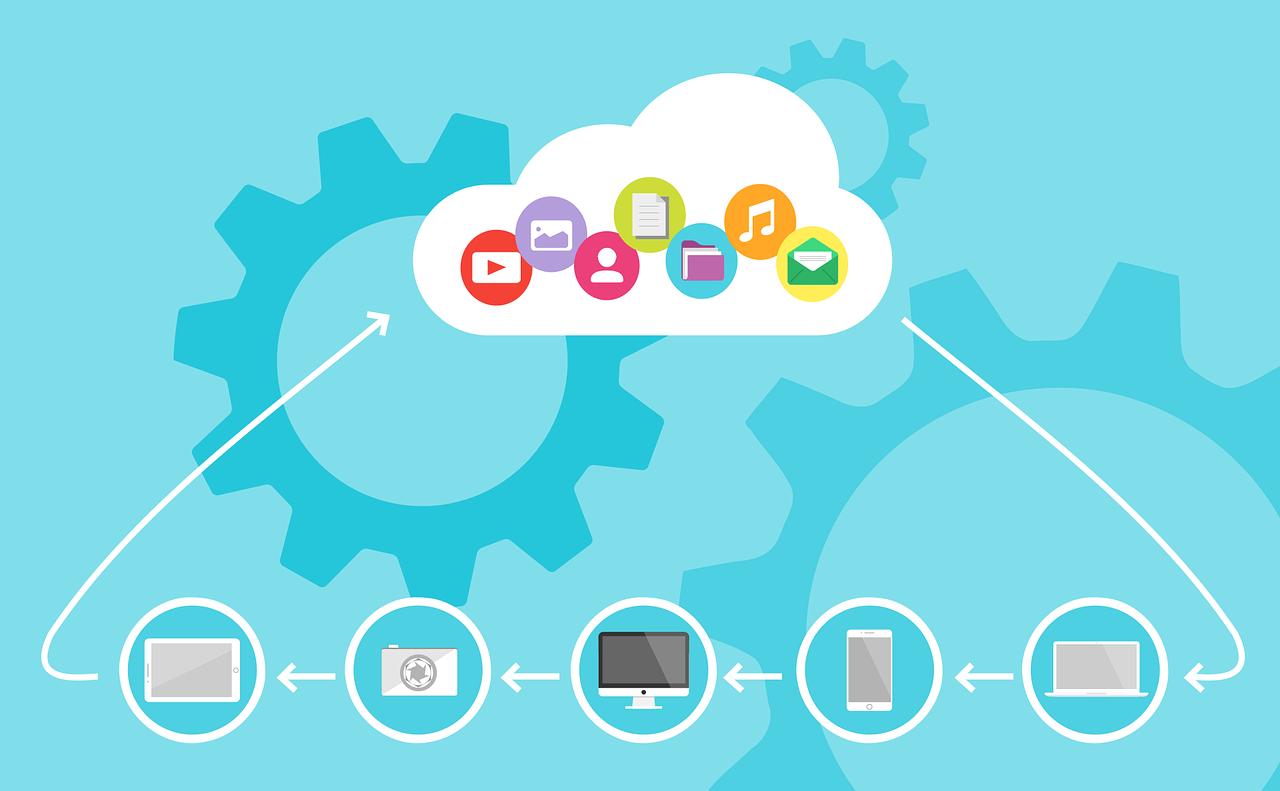 Cloud computing, les applications mobiles terrain