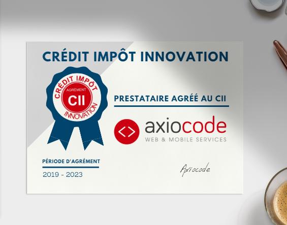 Agrément crédit Impôt Innovation