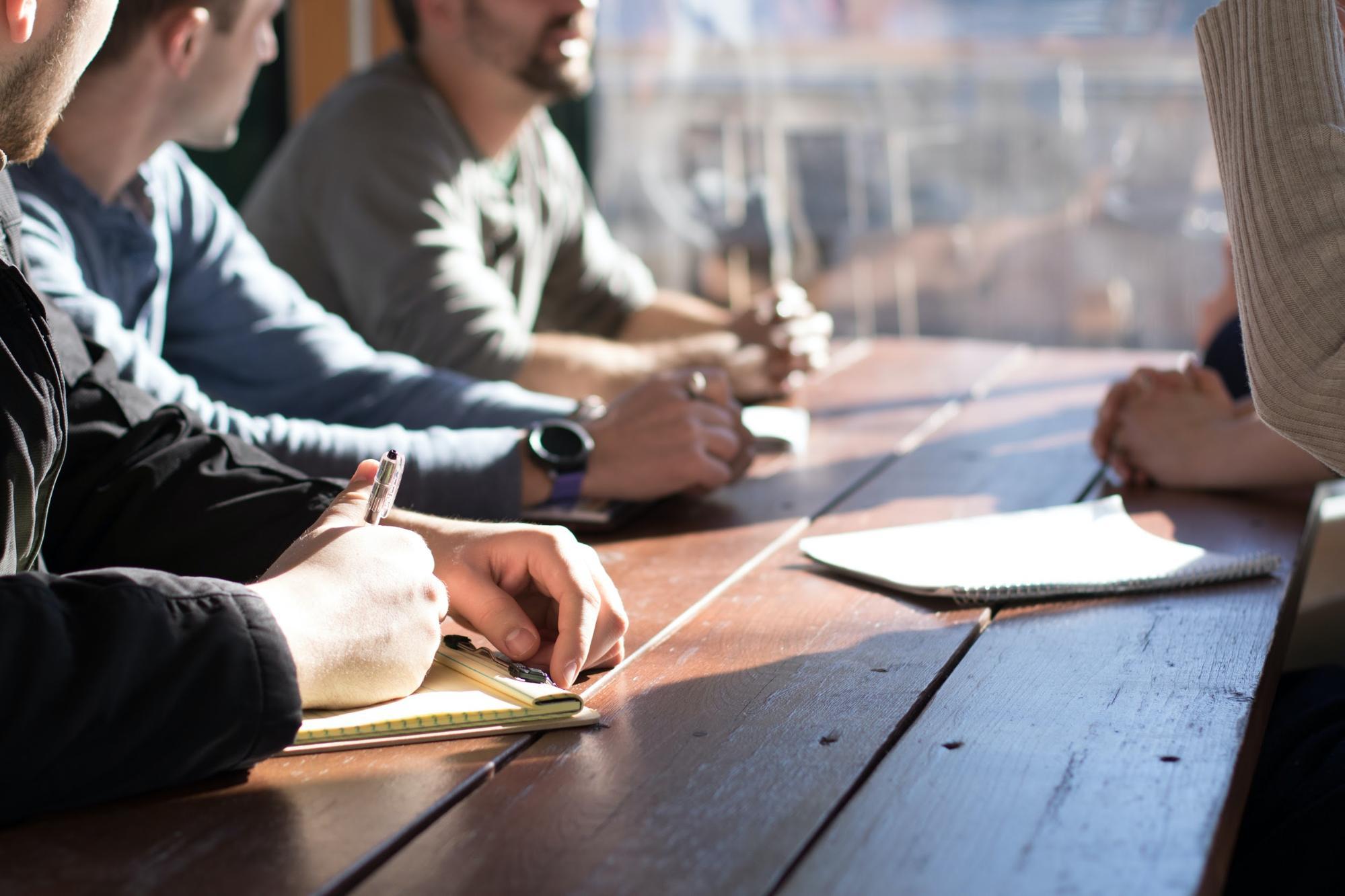 Réalisation d'une analyse de besoin dans une PME avant une transformation digitale
