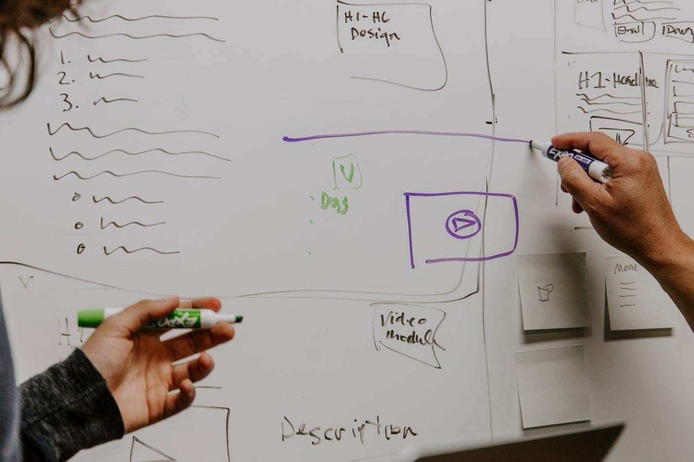 Réalisation d'un audit interne avant un projet de transition numérique