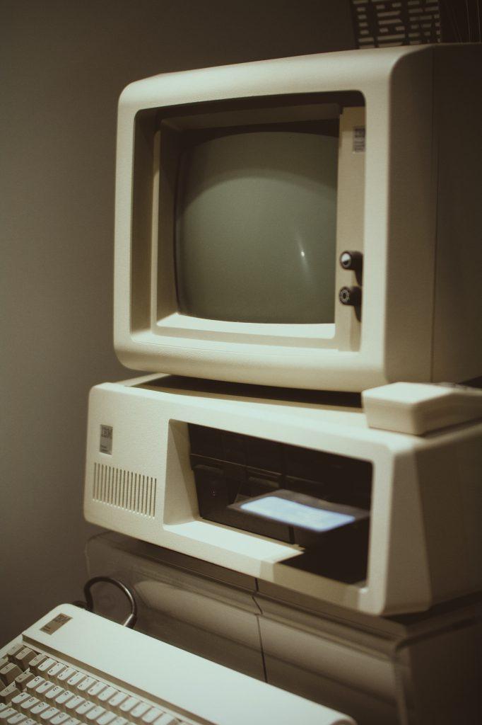 ordinateur ancien