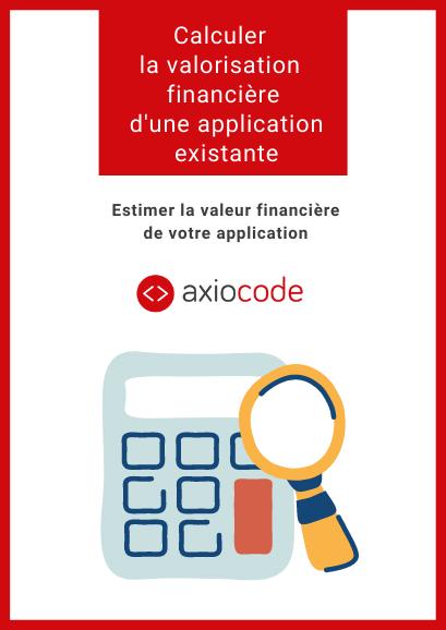 Calculer la valeur d'une application existante